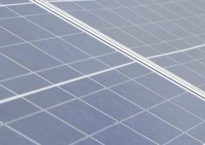 Bygningsintegrerede solceller