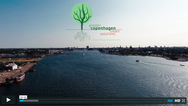 Conference video - Greater Copenhagen Smart Solutions