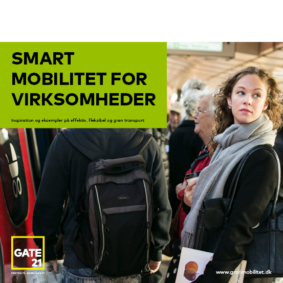 Opdateret guide om smart mobilitet for virksomheder