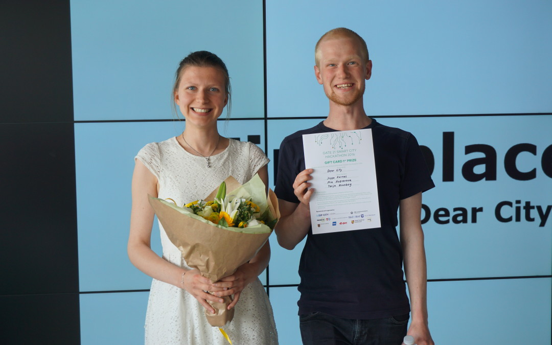 God karma sikrede hackathon-vindere førstepræmie