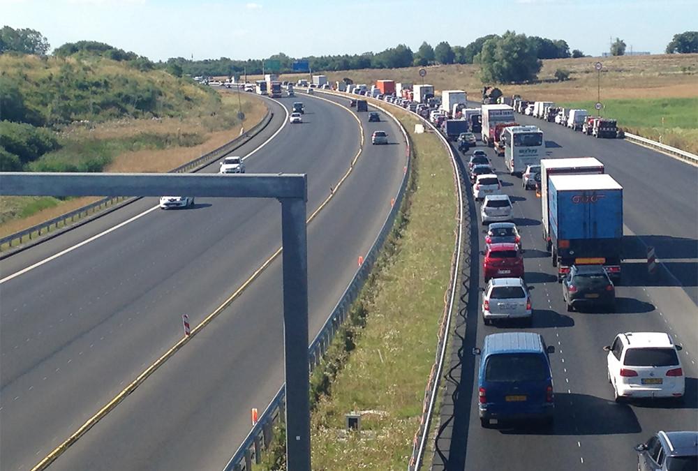 Gå-hjem-møde om trafikstøj og planlægning