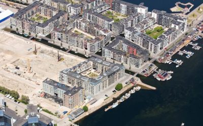 Stort eksportpotentiale i grønne danske byer