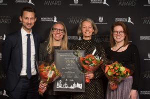 Greater Copenhagen Smart Solutions voted the best initiative of the year