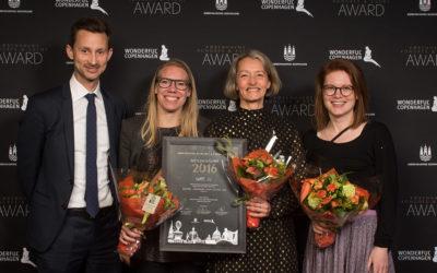 Greater Copenhagen Smart Solutions kåret til årets bedste initiativ