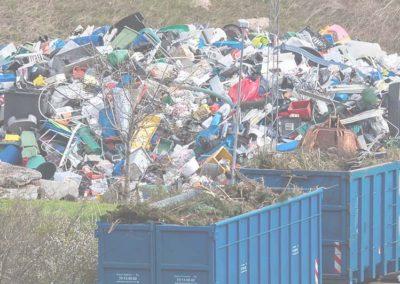 Plasthåndtering i Region Sjælland