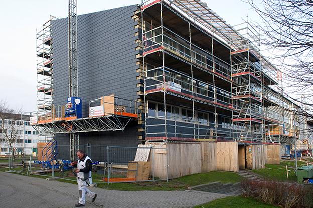 Energirenovering af private boliger