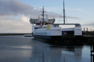 Ærø's unique electric ferry became a reality through Horizon 2020