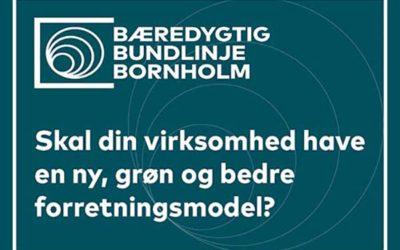 Nu begynder rekrutteringen i Bæredygtig Bundlinje Bornholm