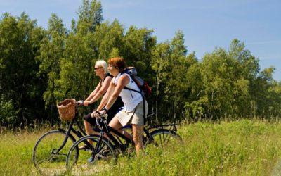 Vi cykler til arbejde hele sommeren – tag cyklen, når banen lukker