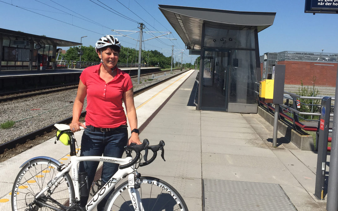 No trains? Municipalities offer alternative options for commuters