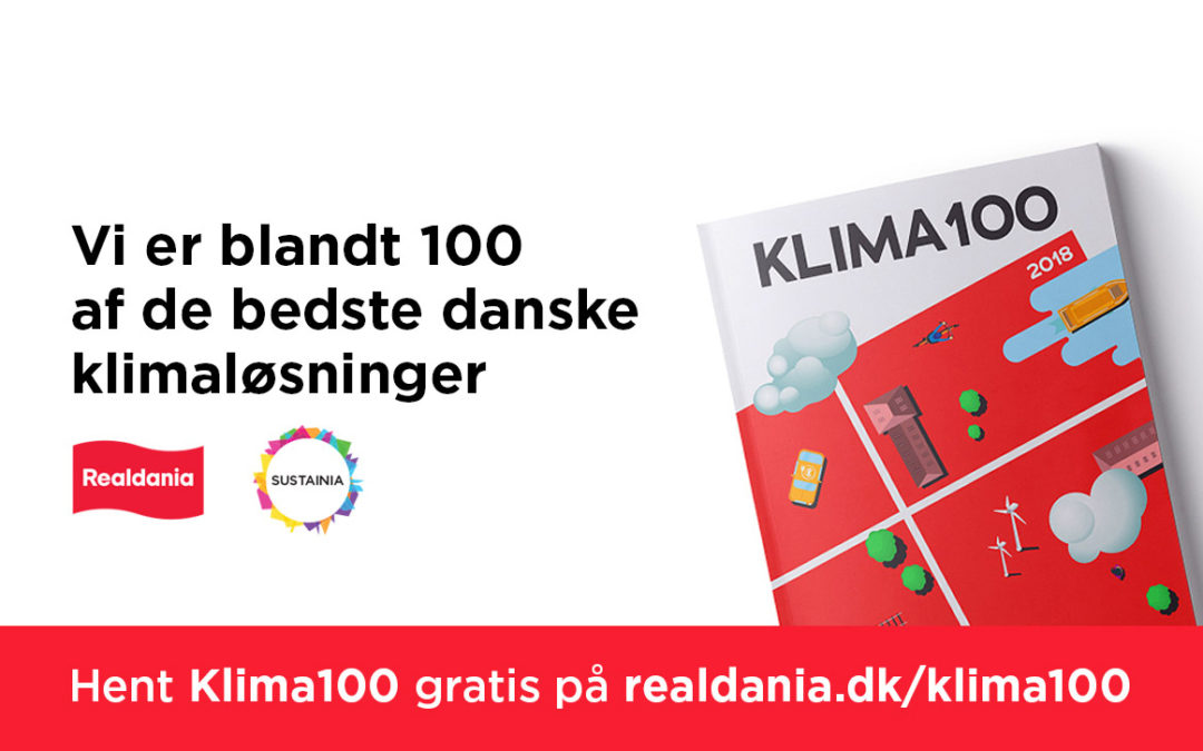 DOLL named as one of the best climate initiatives in Denmark