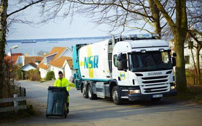 Behovsanpassad Avfallstömning i Nordvästra Skåne