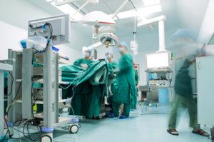 Hospitaler sover aldrig!
