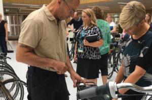 Furesø Rådhus sætter turbo på cykelkulturen