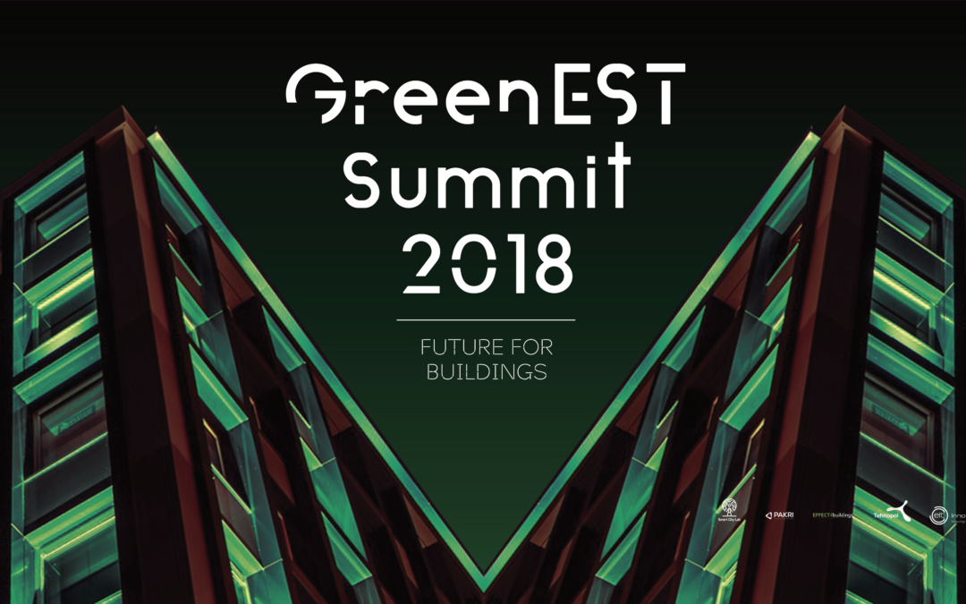 Effect4Buildings inviterer til GreenEST Summit i Tallinn