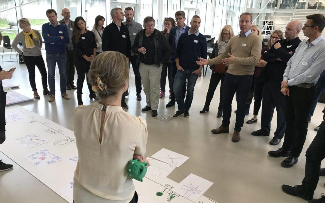 Nyt projekt skal give bedre bæredygtig mobilitet i Øresundsregionen
