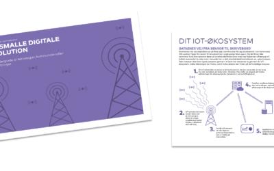 Klar til Smart Vækst lancerer guide om nye IoT-netværk