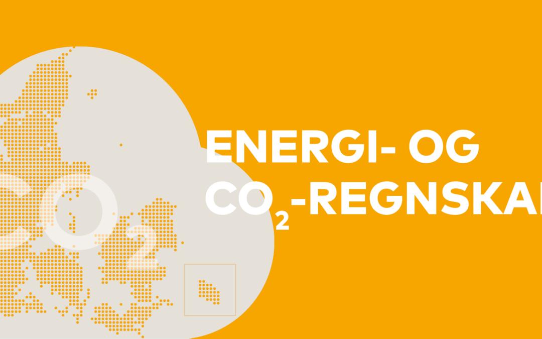 Kommuner og regioner inviteres til samarbejde om Energi- og CO2-regnskabet