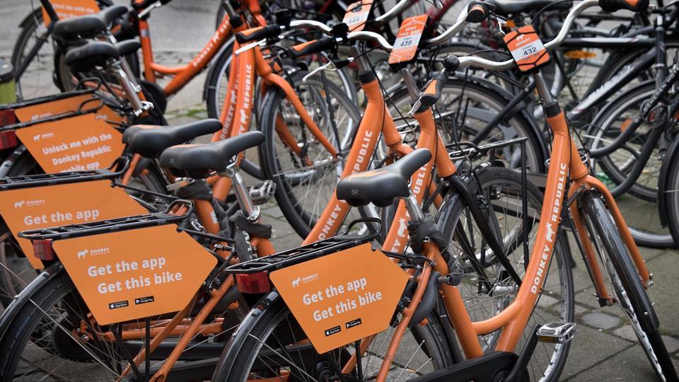 Kan bycykler også fungere i forstadskommuner?