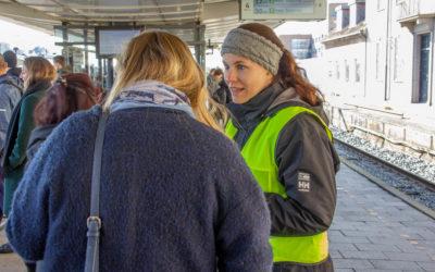 Vil du hjælpe Glostrup Kommune med at forbedre stationsområdet?