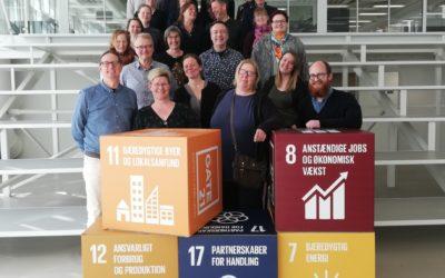 Virksomhedernes bæredygtige løsninger skaber vi i fællesskab