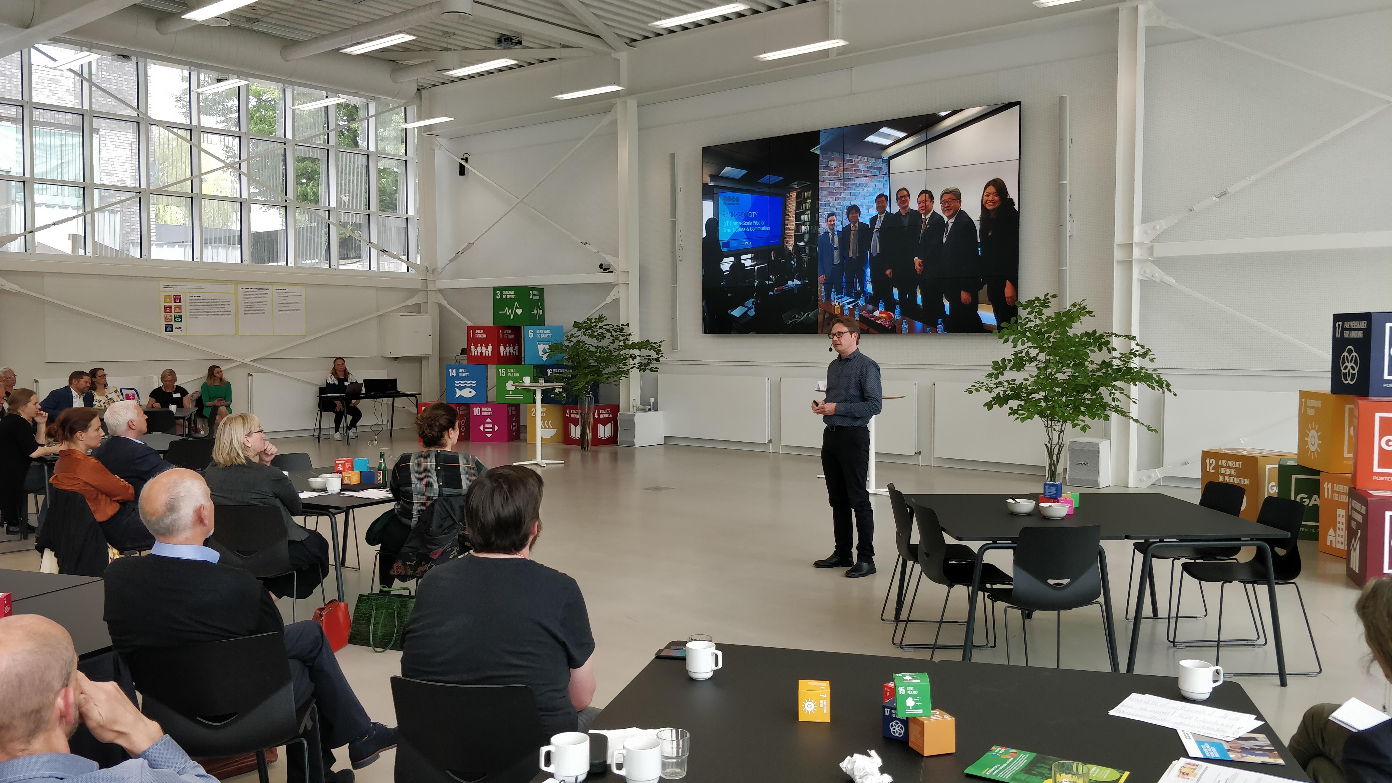 Oplæg fra Martin Brynskov om potentialerne for danske løsninger