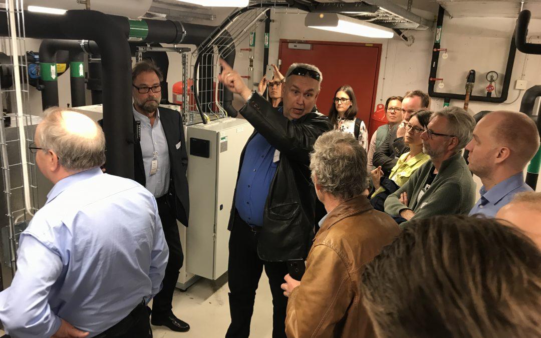 Stort intresse för test av innovativ ny energilösning
