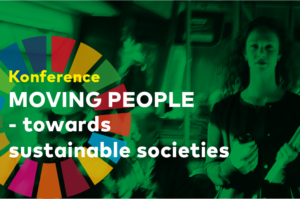 Konference: Moving People – towards sustainable societies