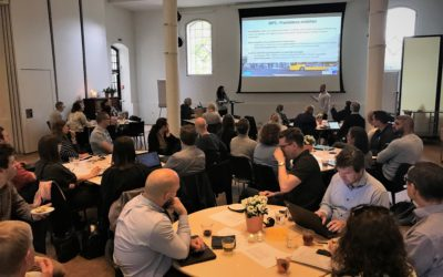 Smart mobilitet i yderområder i fokus, da aktører i Greater Copenhagen mødtes