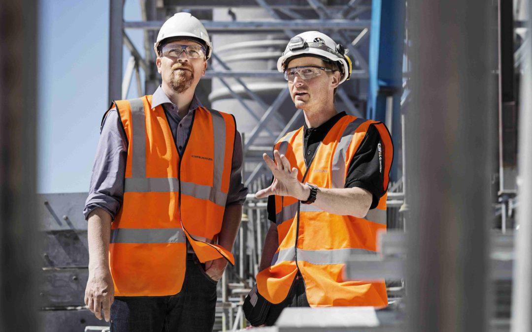 Kemp og Lauritzen vil udvikle mere fleksibel model for renovering