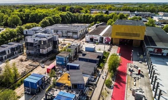 Byggeaffald bliver forvandlet til ressourcer i Roskilde og Høje-Taastrup