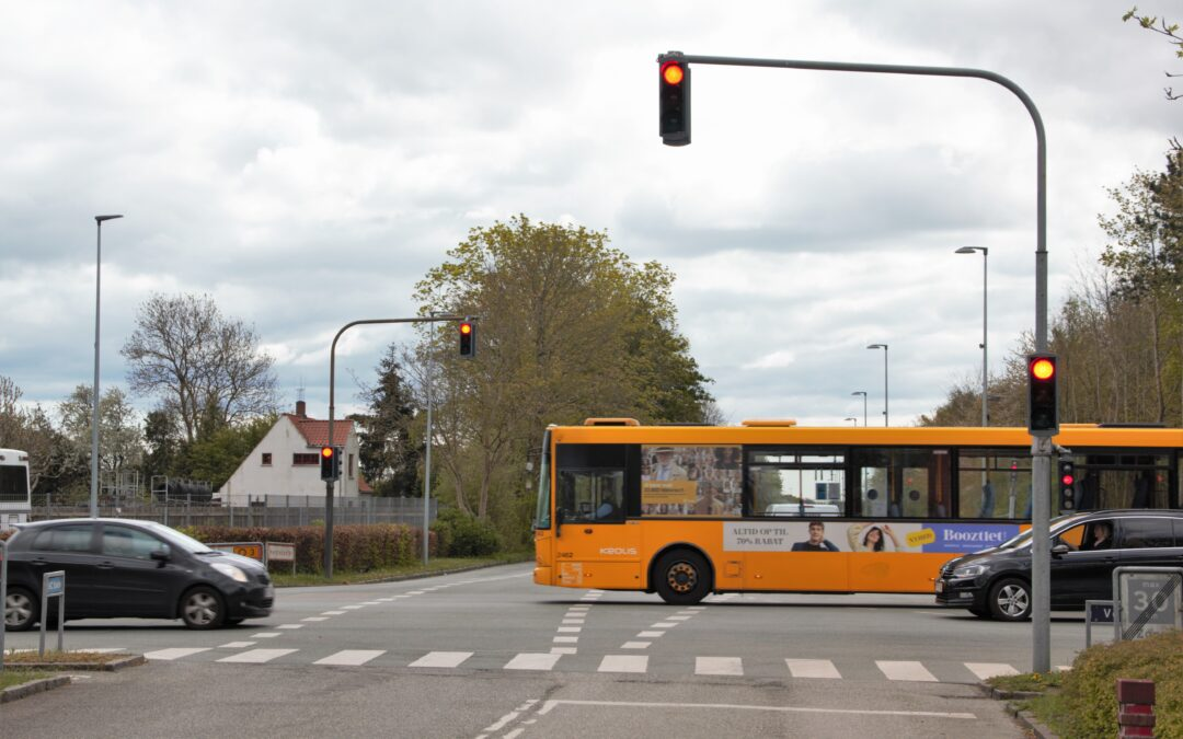 Denmark's first living lab for intelligent traffic lights