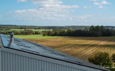 Bæredygtige Bornholm: Erhvervsfremmemidler sikrer virksomheder arbejdsro til grøn omstilling