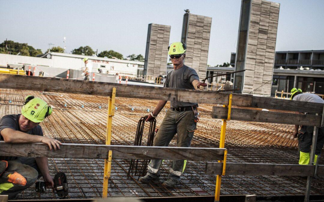 Ny erhvervsklynge er snart klar til at hjælpe byggebranchens virksomheder