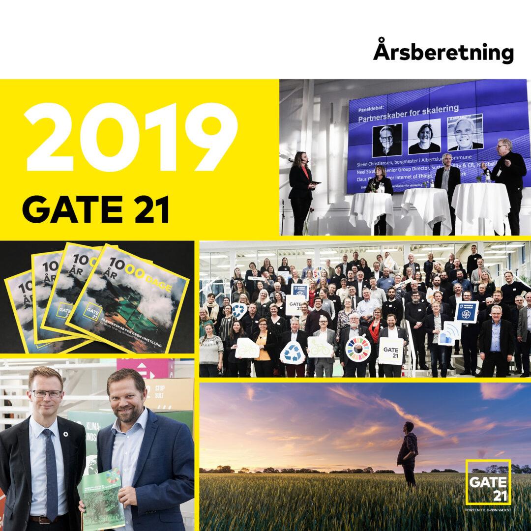 Gate 21s Årsberetning 2019