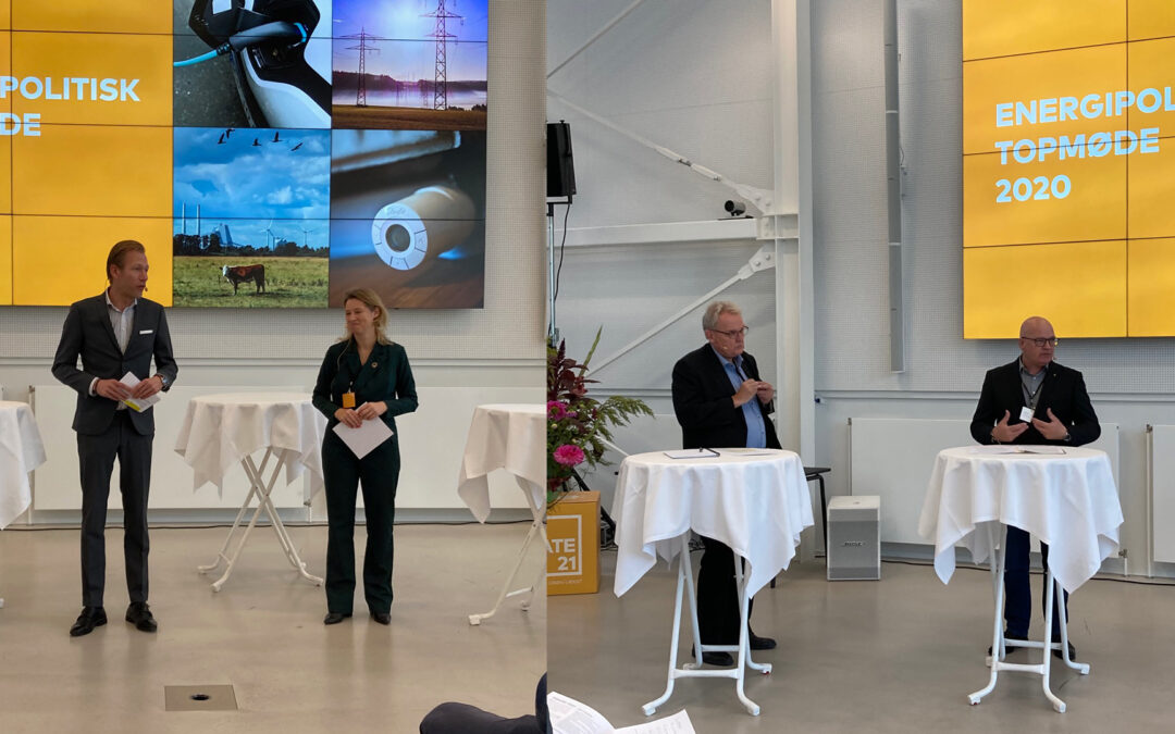 Dialogen skal styrkes, hvis vi skal realisere klimalovens målsætninger