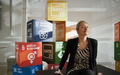 Lone Kelstrup ny programleder for Smarte Byer & Lokalsamfund i Gate 21
