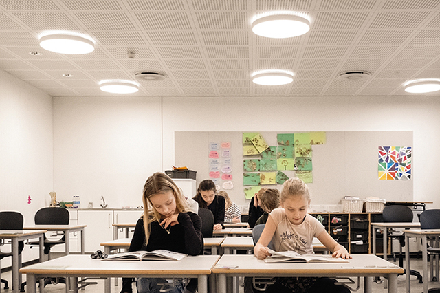Lysevaluering på skoler kan lede til forbedret studiemiljø