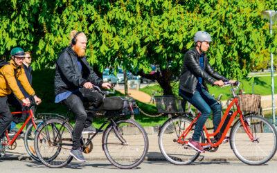 Ny pjece giver virksomheder indblik i skatteregler ved cykelfremme