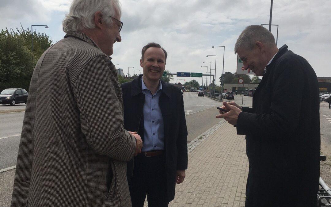 Data skal lette trafikken i Tårnby Kommune