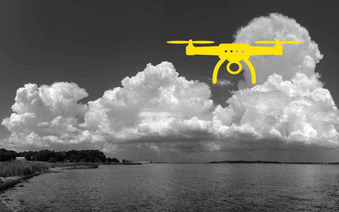 Næste skridt for kommunernes brug af droner