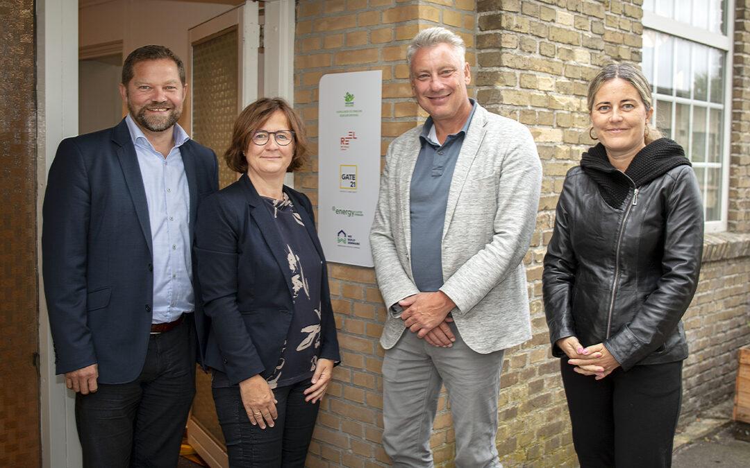 To klynger får et ben på Lolland – velkommen til Energy Cluster Denmark og WE BUILD DENMARK