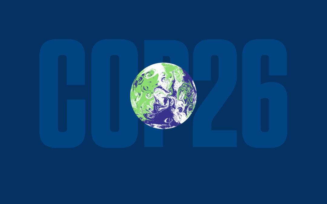 Vejen til COP26