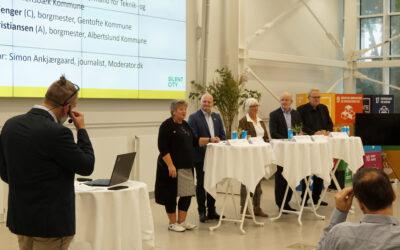 Debatmøde om trafikstøj: Sammen er vi stærkere